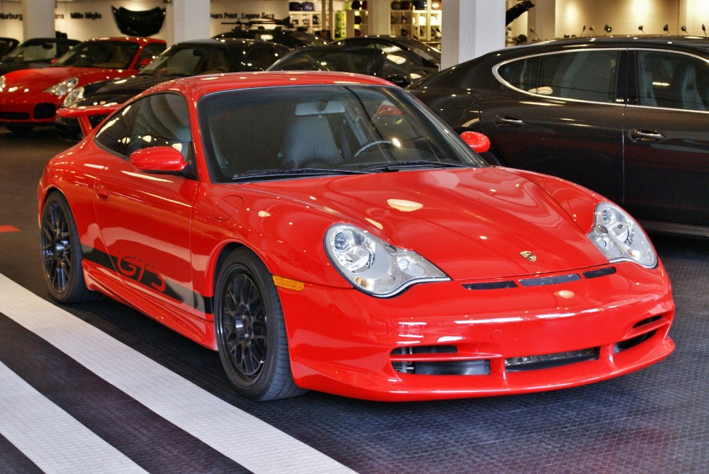 used 2004 porsche 911 gt3 for sale ($48,700) | cars dawydiak stock