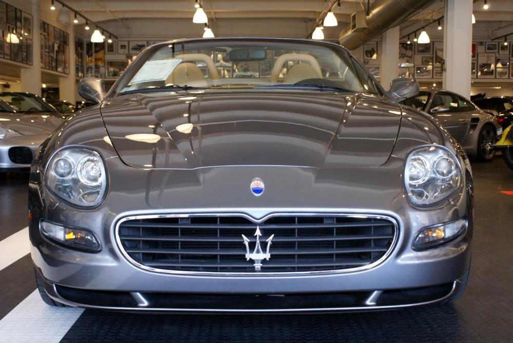 Used 2005 Maserati Spyder Cambiocorsa For Sale ($29,900 ...