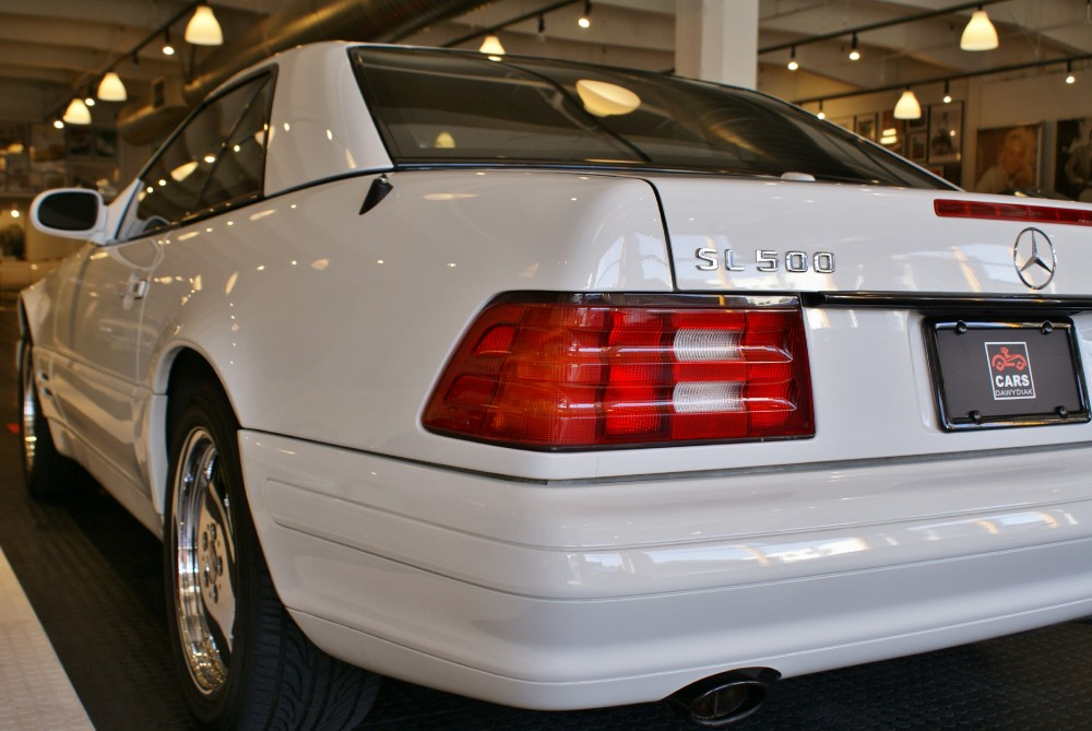 2000 Mercedes Benz Sl Class Sl500 Stock 140905 For Sale