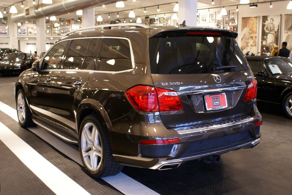2013 Mercedes Benz Gl Class Gl550 Stock 141204 For Sale