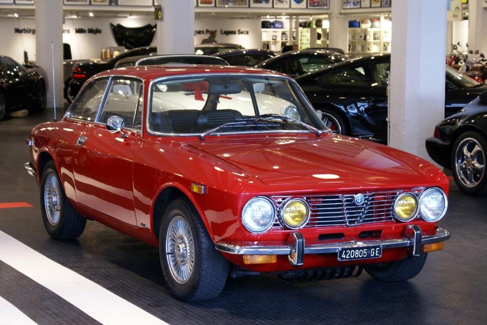 1974 alfa romeo gtv 2000 stock 141207 for sale near san francisco ca ca alfa romeo dealer - Nearest alfa romeo garage ...