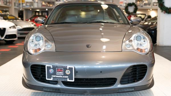 Used 2002 Porsche 911 Turbo | San Francisco, CA