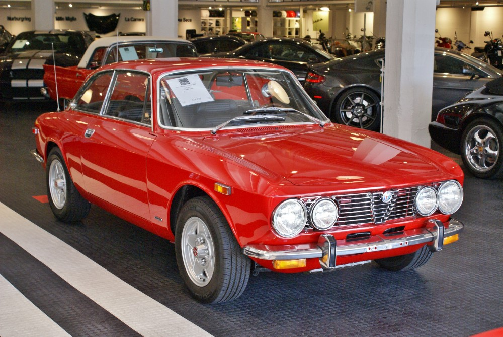 Used 1974 Alfa Romeo Gtv 2000 For Sale 62 500 Cars Dawydiak