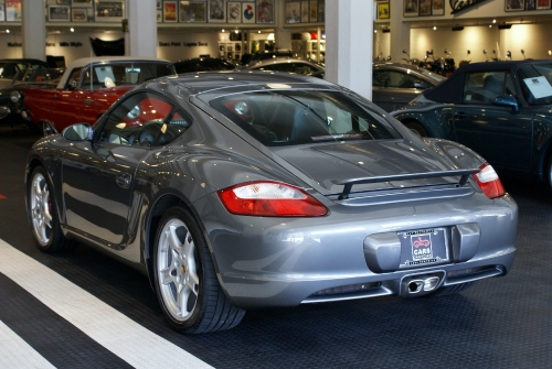 2008 Porsche Cayman S Stock 150206 For Sale Near San