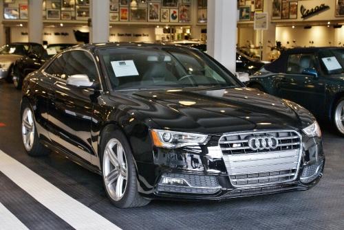 2013 Audi S5 3.0T quattro Prestige