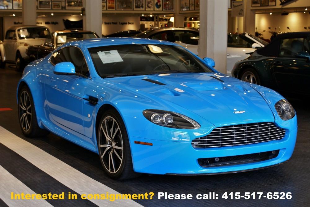Used 2011 Aston Martin V8 Vantage N420 For Sale 85 700 Cars Dawydiak Stock 150308