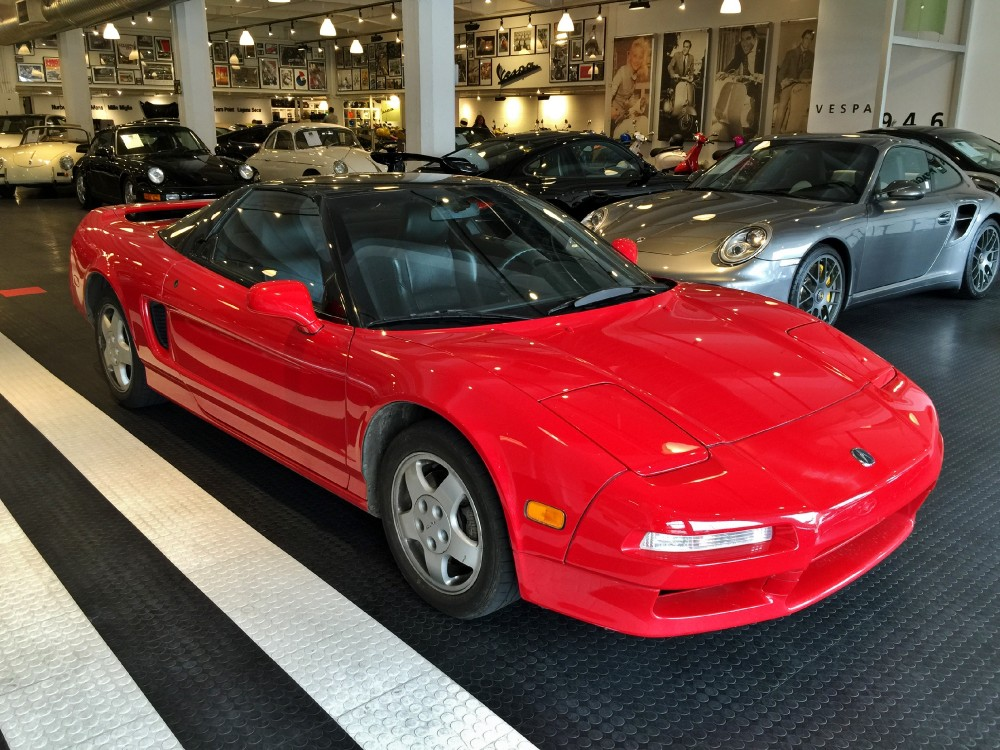 used 1991 acura nsx for sale carsforsalecom - 1000×750