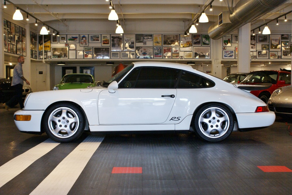 Used 1993 Porsche 911 Rs America San Francisco Ca Click To Enlarge
