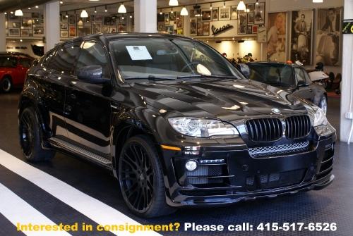 2012 BMW X6 HAMANN