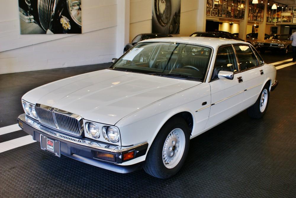 Used 1990 Jaguar Xj Series Xj6 For Sale 4 500 Cars