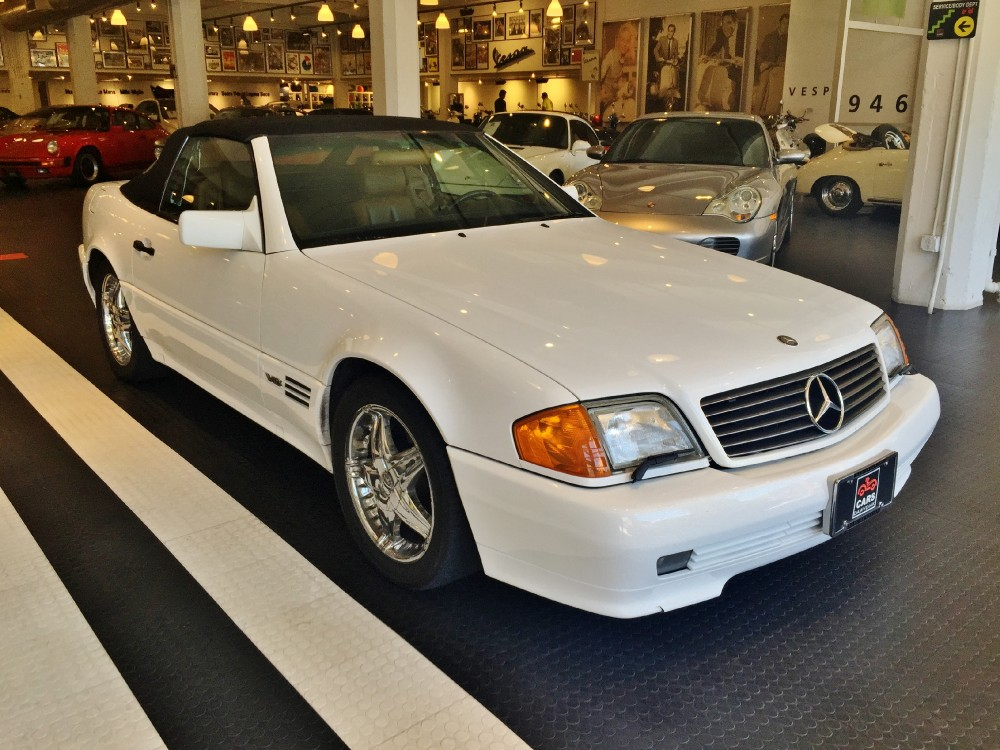 1994 Mercedes Benz Sl Class Sl600 Stock 150519 For Sale