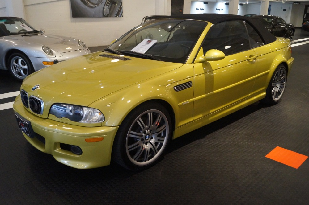 2001 BMW M3 Convertible Stock # 161230-16C for sale near San ...