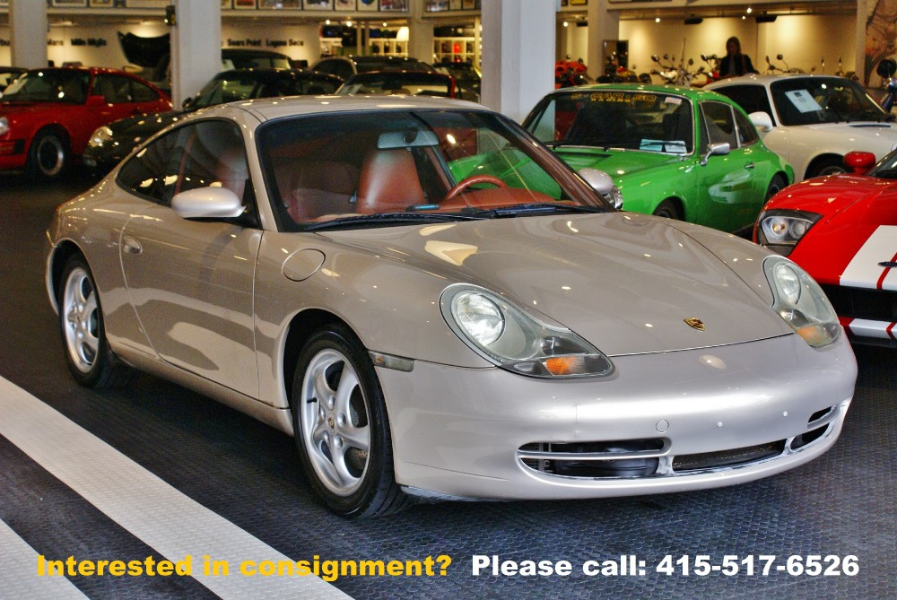 1999 Porsche 911 Carrera Stock # 150707 for sale near San Francisco