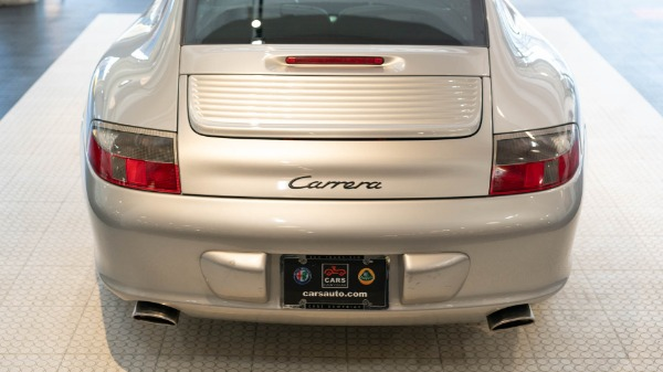 Used 2002 Porsche 911 Carrera | San Francisco, CA