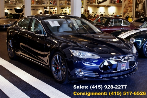 2014 Tesla Model S Performance Plus