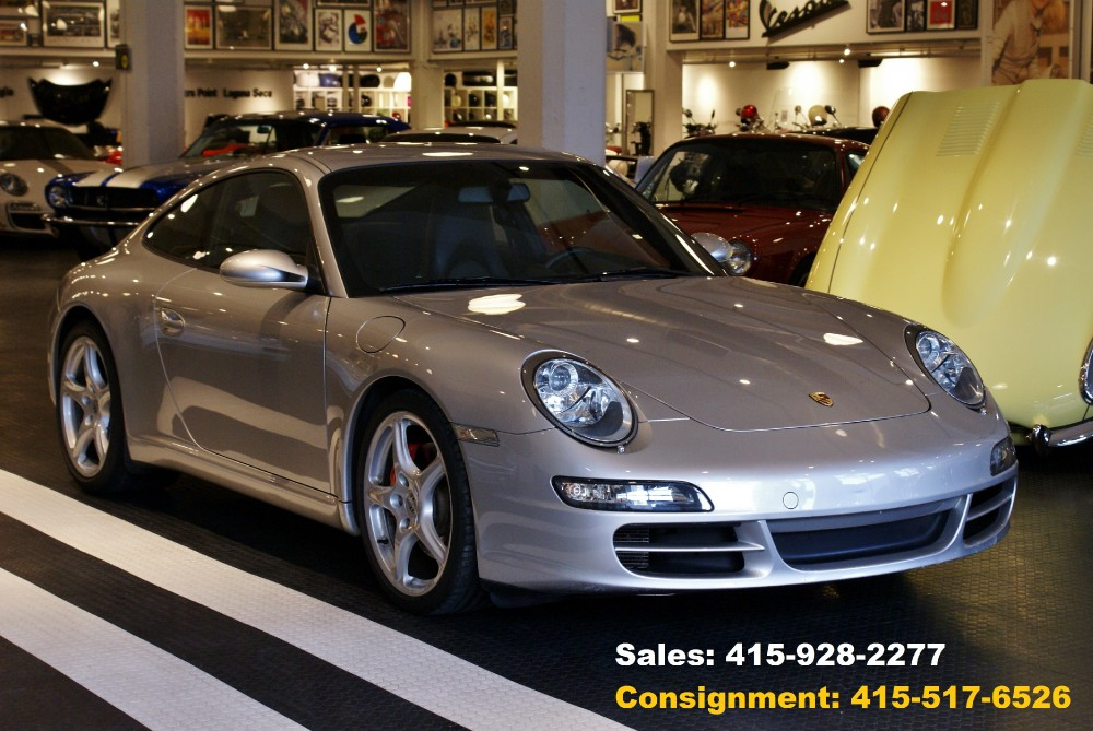 Used 2006 Porsche 911 Carrera S For Sale 42500 Cars
