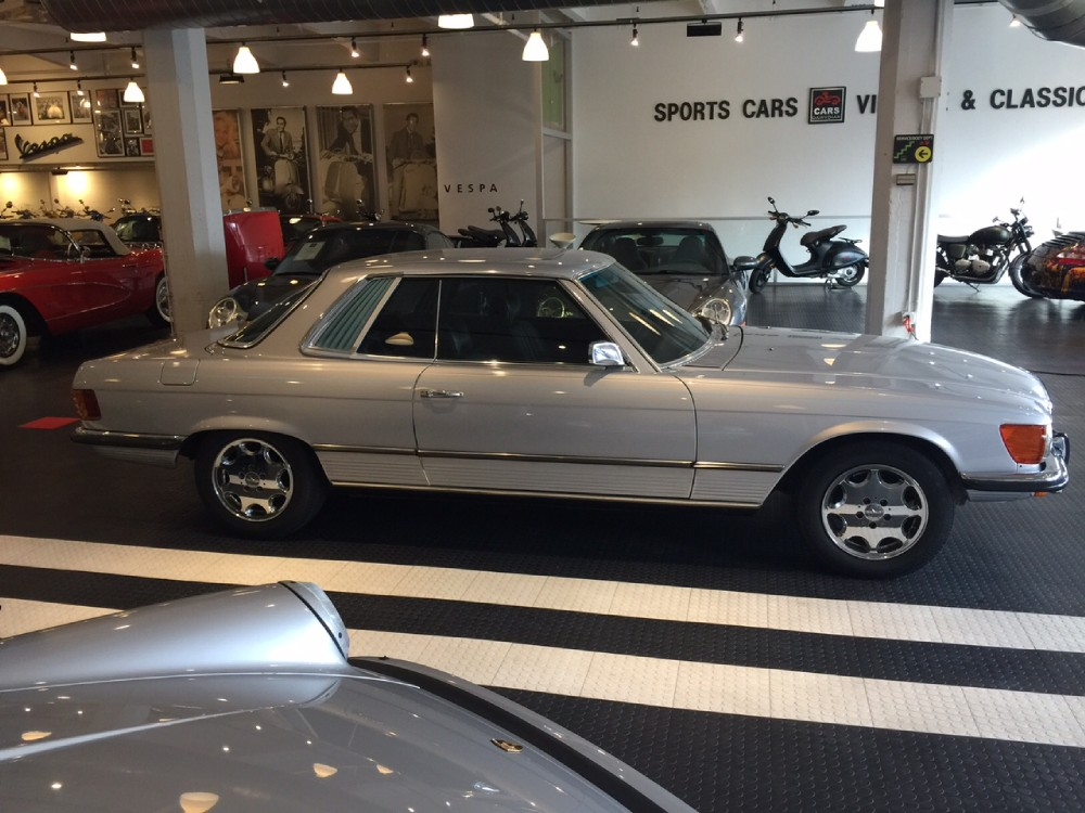 1973 Mercedes Benz 450slc Stock 160103 16 For Sale Near