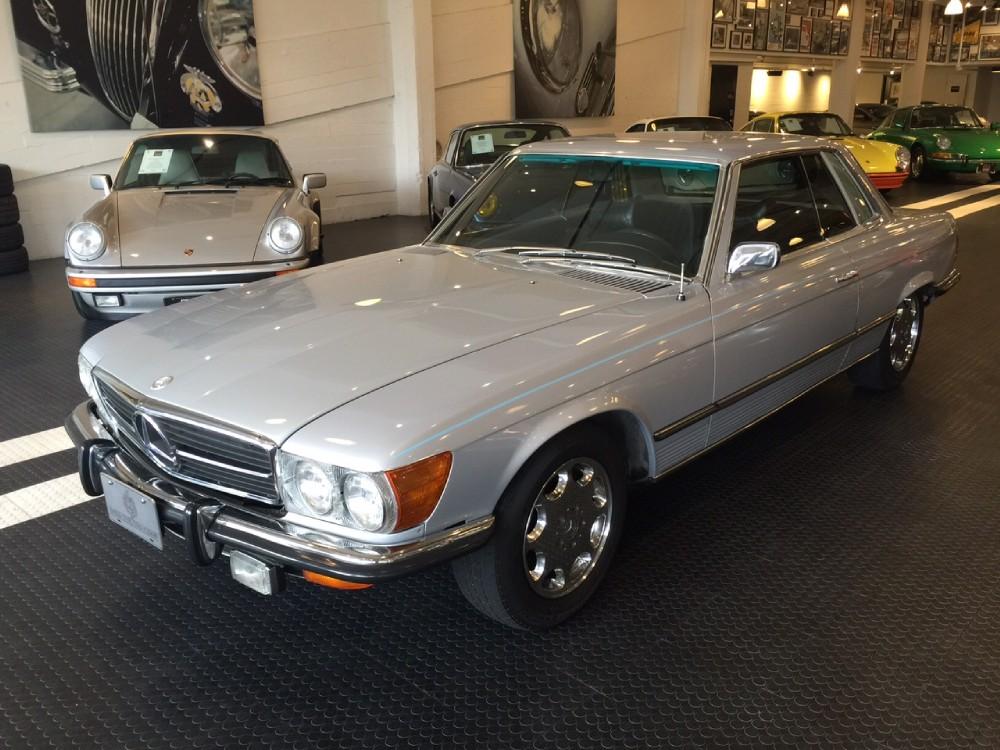 1973 mercedes benz 450slc stock 160103 16 for sale near for Mercedes benz dealer in bakersfield ca