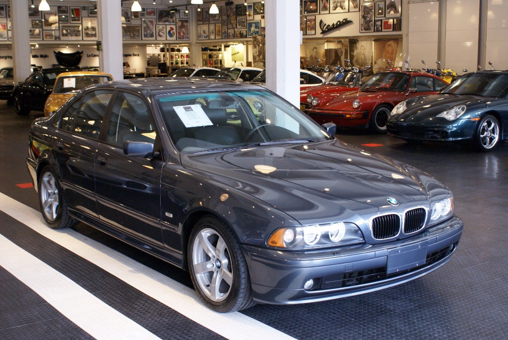 2001 BMW 5 Series 530i Stock # 160206-16 for sale near San Francisco ...