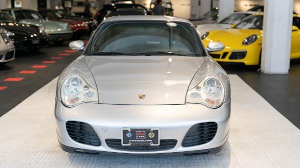 Used 2002 Porsche 911 Carrera 4S | San Francisco, CA