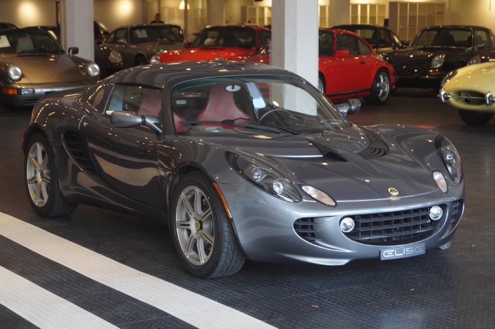 2005 lotus elise stock 160407 16 for sale near san. Black Bedroom Furniture Sets. Home Design Ideas