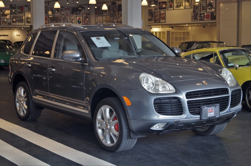 Used 2005 Porsche Cayenne Turbo For Sale 19 500 Cars Dawydiak Stock 160408 16