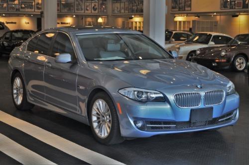 2013 BMW 5 Series ActiveHybrid 5