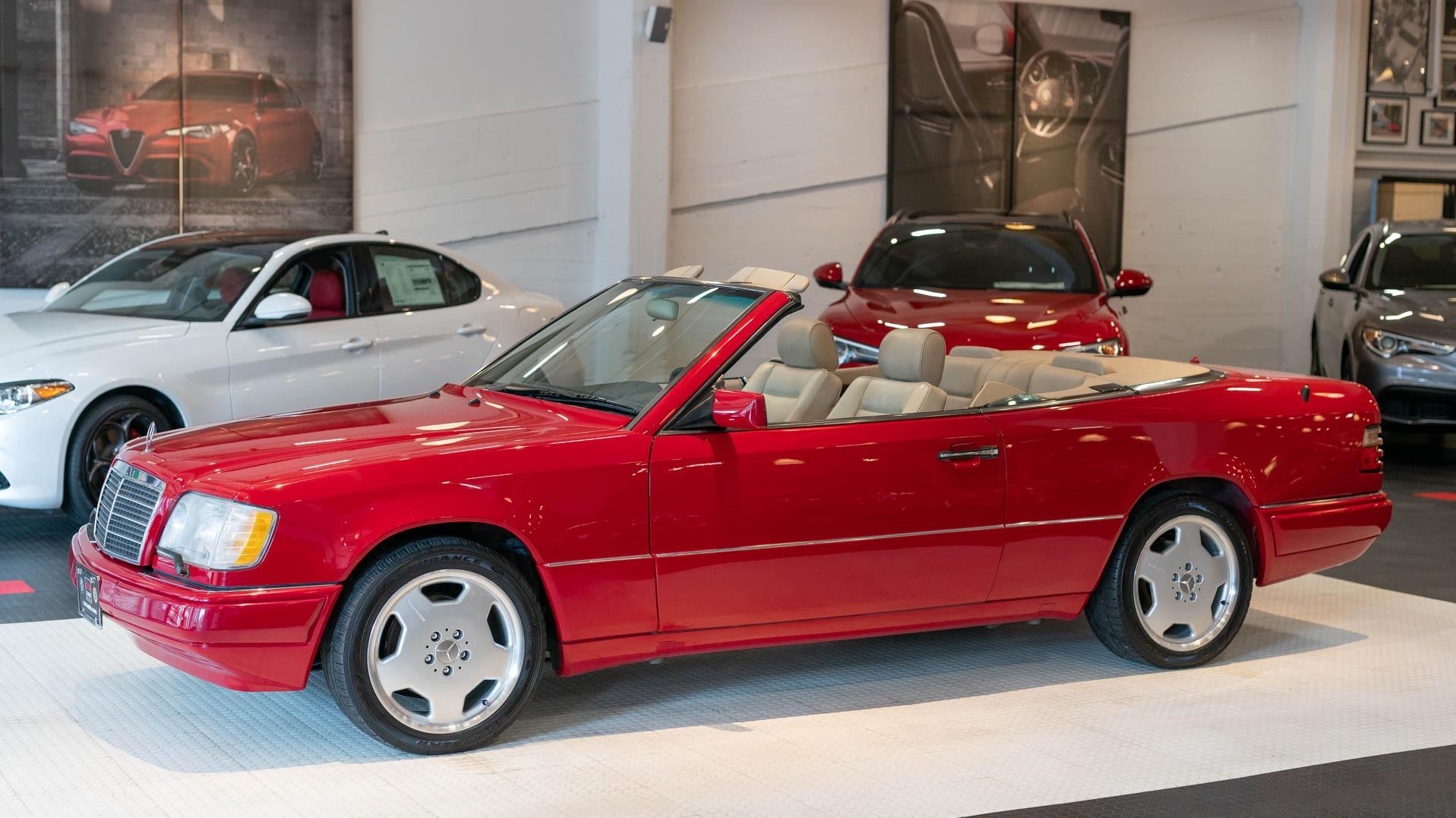 1995 mercedes benz e class e320 stock 160424 16 for sale for 1995 mercedes benz e class