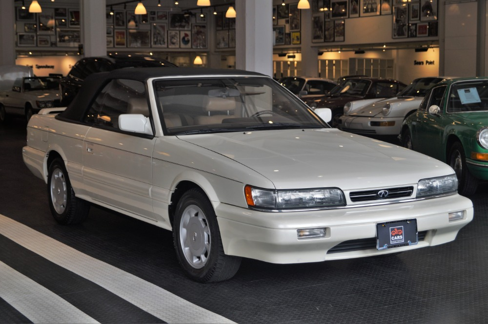 1991 infiniti m30 convertible for sale