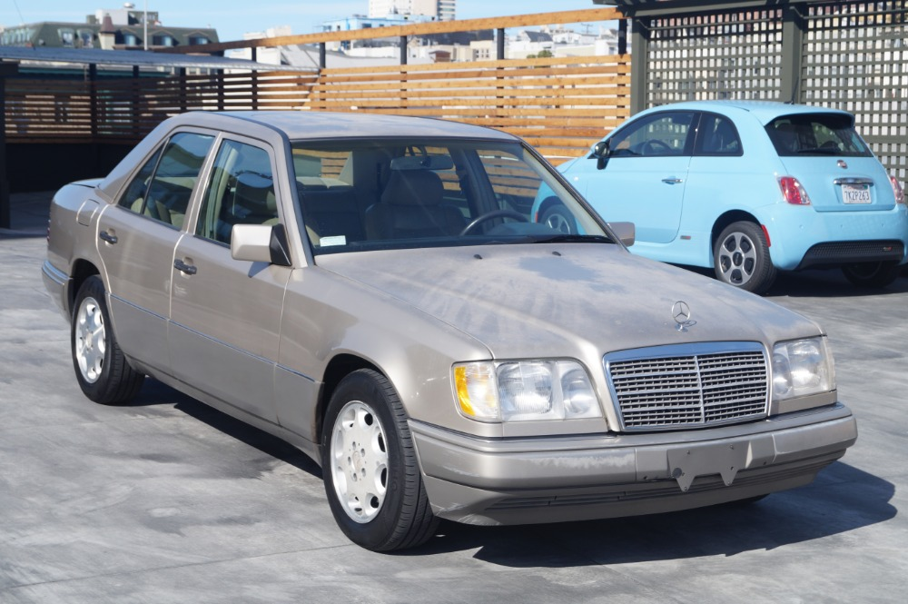 Car Values By Vin >> Used 1995 Mercedes-Benz E-Class E320 For Sale ($1,500 ...