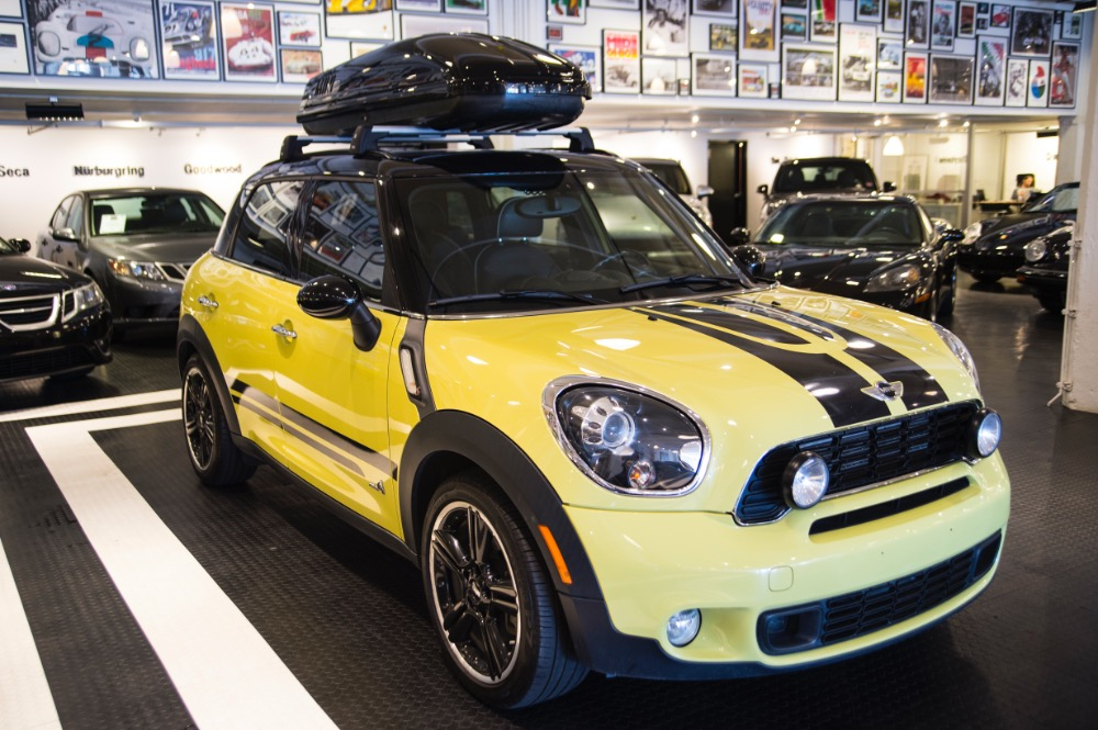 Used 2012 Mini Cooper Countryman S All4 For Sale 15 990 Cars