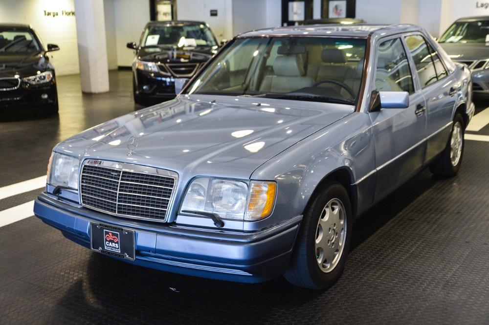 1994 mercedes benz e class e420 stock 160812 16 for sale for Mercedes benz san francisco ca