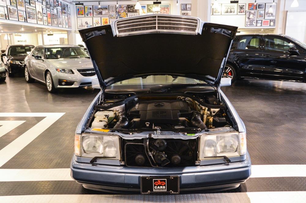 1994 mercedes benz e class e420 stock 160812 16 for sale for Mercedes benz dealer san francisco