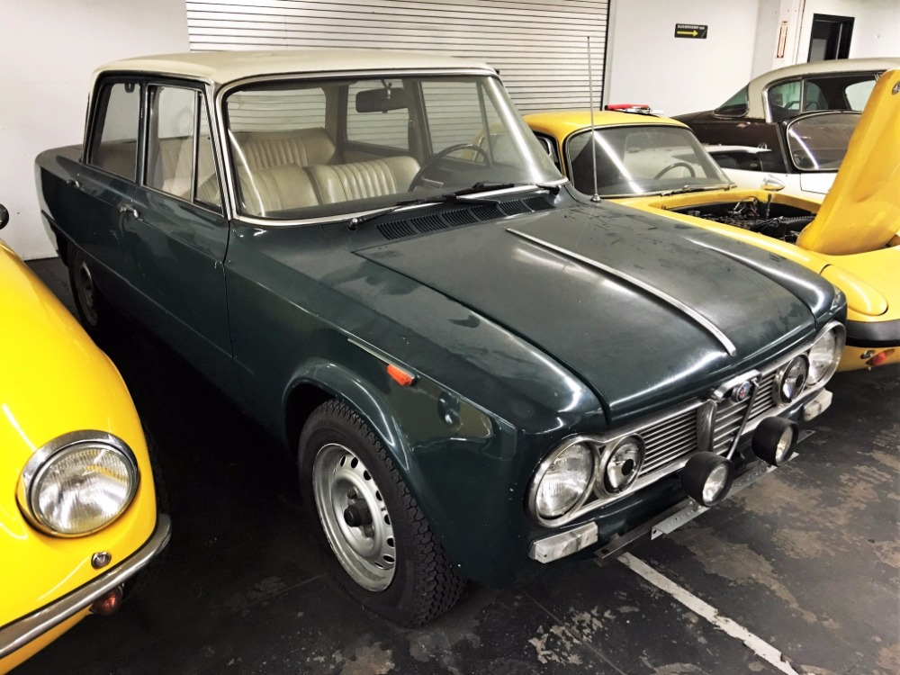 1967 alfa romeo giulia super berlina stock 160306 16 for sale near san francisco ca ca alfa. Black Bedroom Furniture Sets. Home Design Ideas