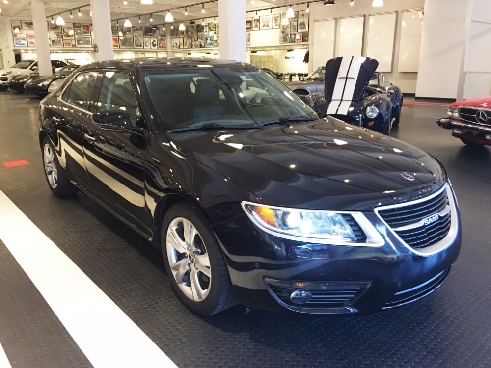 2011 saab 9 5 turbo4 premium stock 160910 16 for sale. Black Bedroom Furniture Sets. Home Design Ideas
