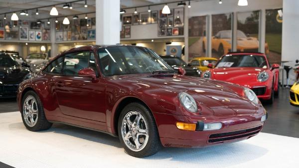 Used 1997 Porsche 911 Targa | San Francisco, CA