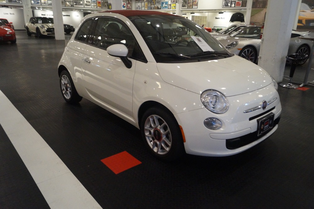 2013 fiat 500c pop stock 161221 16 for sale near san. Black Bedroom Furniture Sets. Home Design Ideas