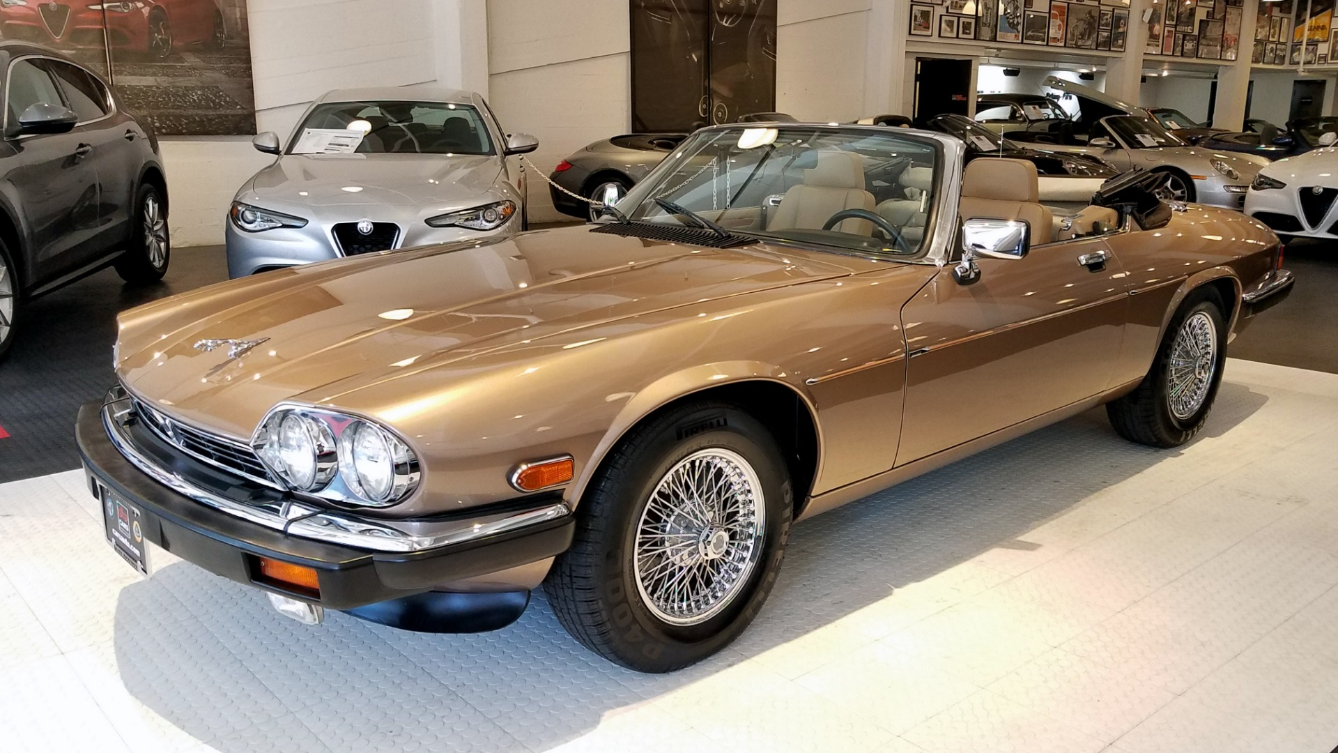 Used 1990 Jaguar XJ Series XJS | San Francisco, CA