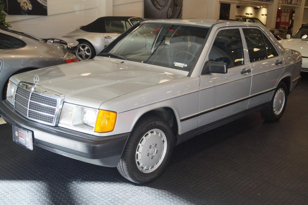 1984 mercedes benz 190 class 190d 2 2 stock 170111 17 for Mercedes benz service san francisco