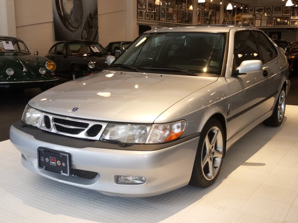 Used 2000 Saab 9 3 Viggen San Francisco Ca