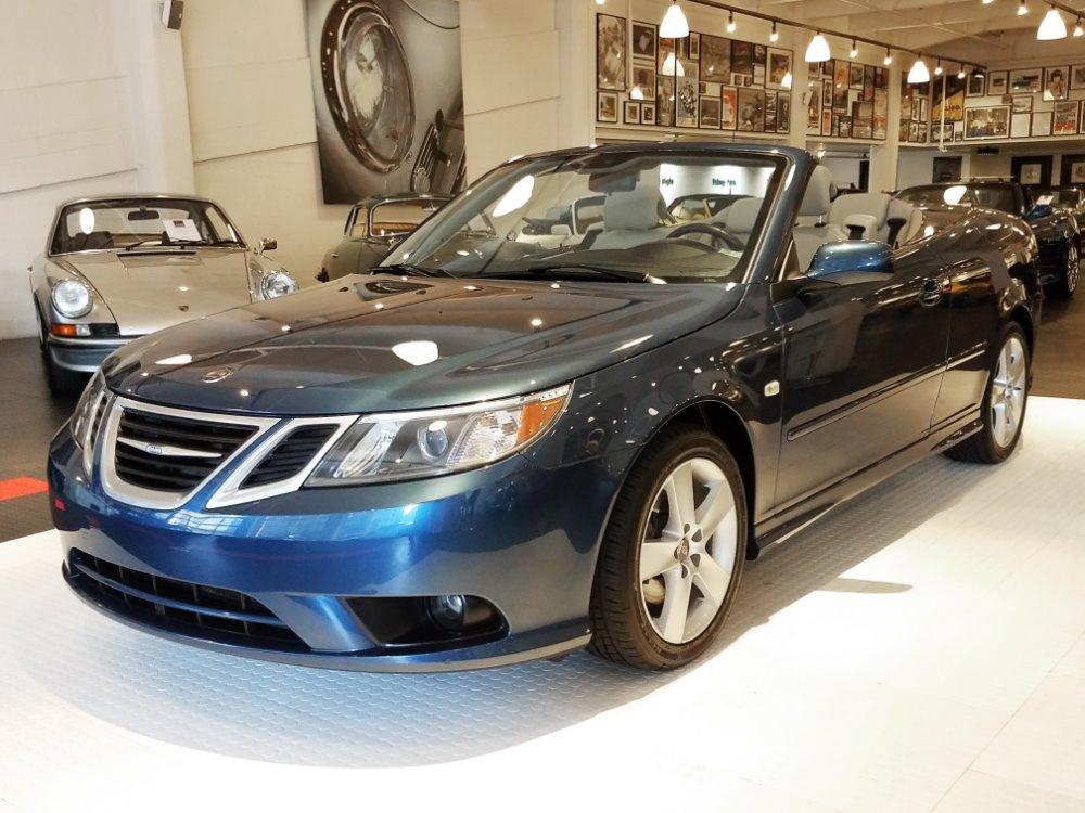 Used 2008 Saab 9-3 2.0T For Sale ($11