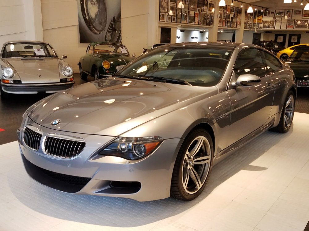2007 BMW M6 Stock # 170314-17C for sale near San Francisco, CA | CA ...