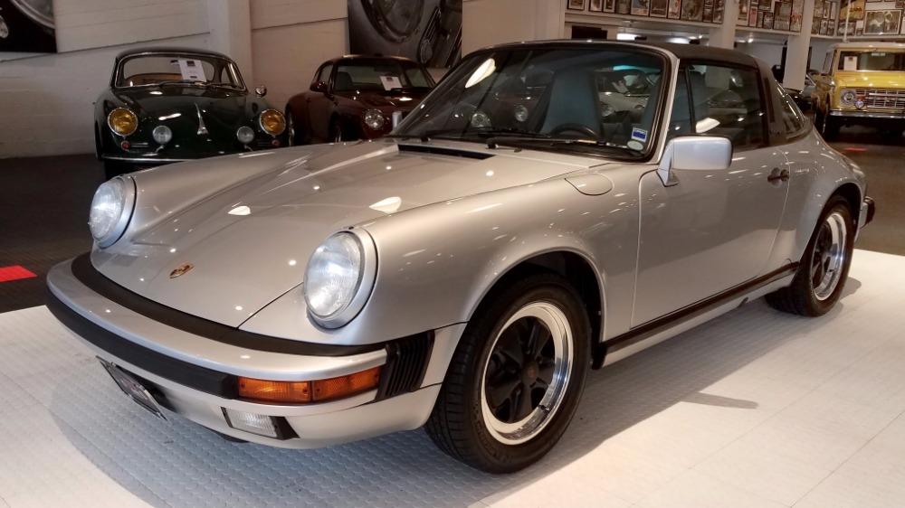 Used 1988 Porsche 911 Carrera Targa For Sale 71 900 Cars Dawydiak Stock 170417c