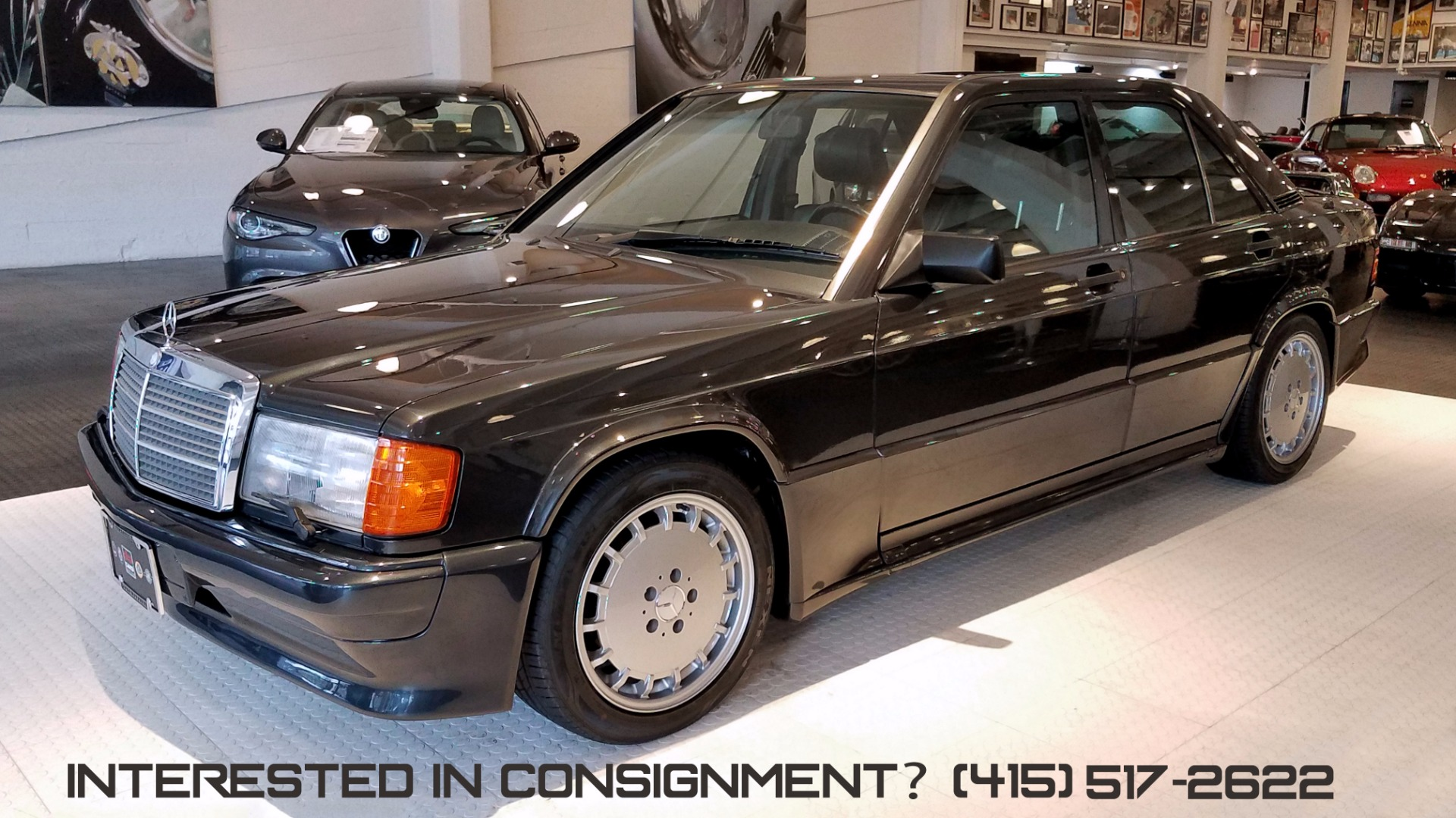 Used 1990 Mercedes Benz 190 E 2.5 16 | San Francisco, CA