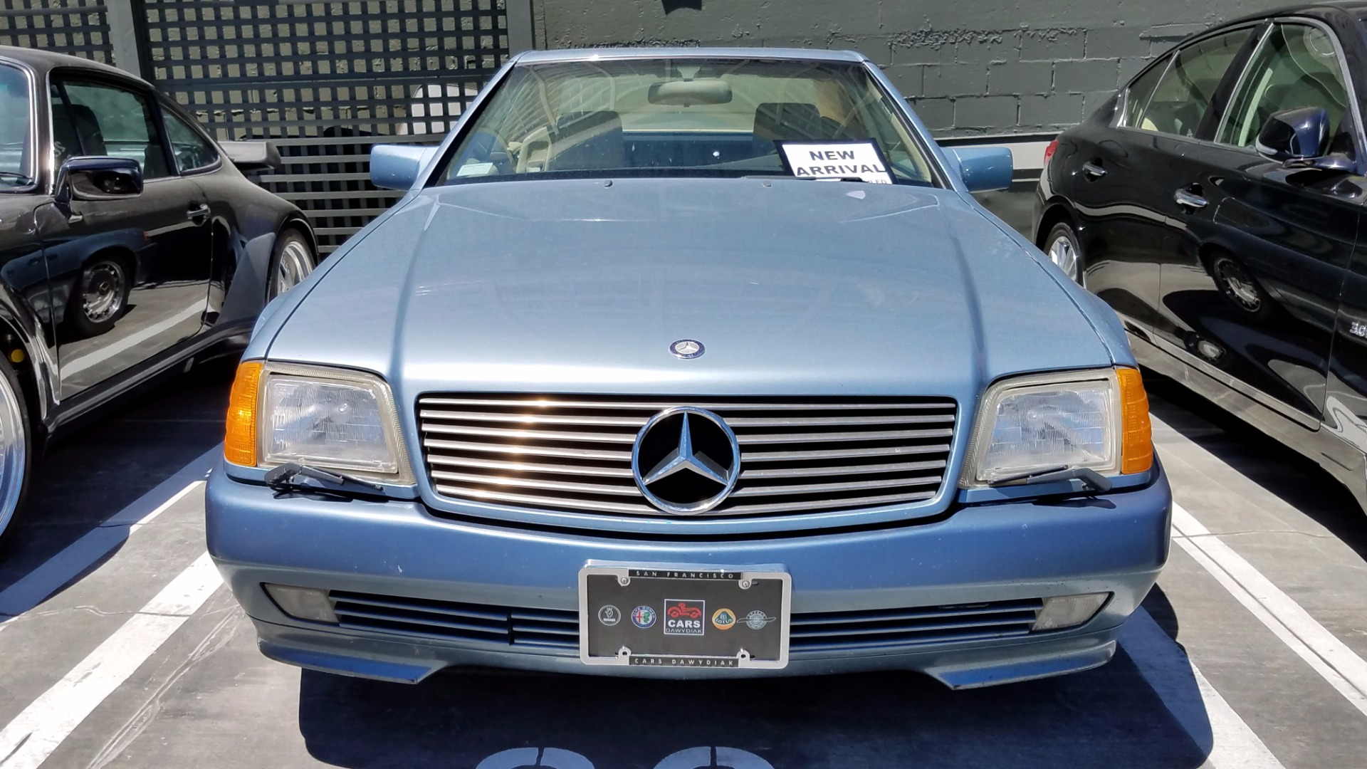 New mercedes benz dealer near san francisco mercedes for Certified mercedes benz mechanic near me