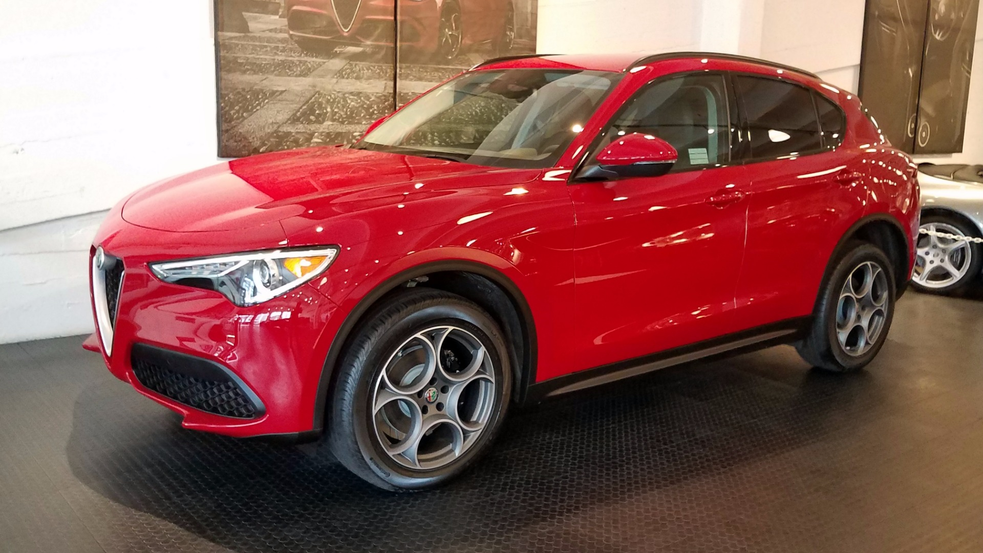 2018 alfa romeo stelvio sport stock a181001 for sale near san francisco ca ca alfa romeo dealer. Black Bedroom Furniture Sets. Home Design Ideas