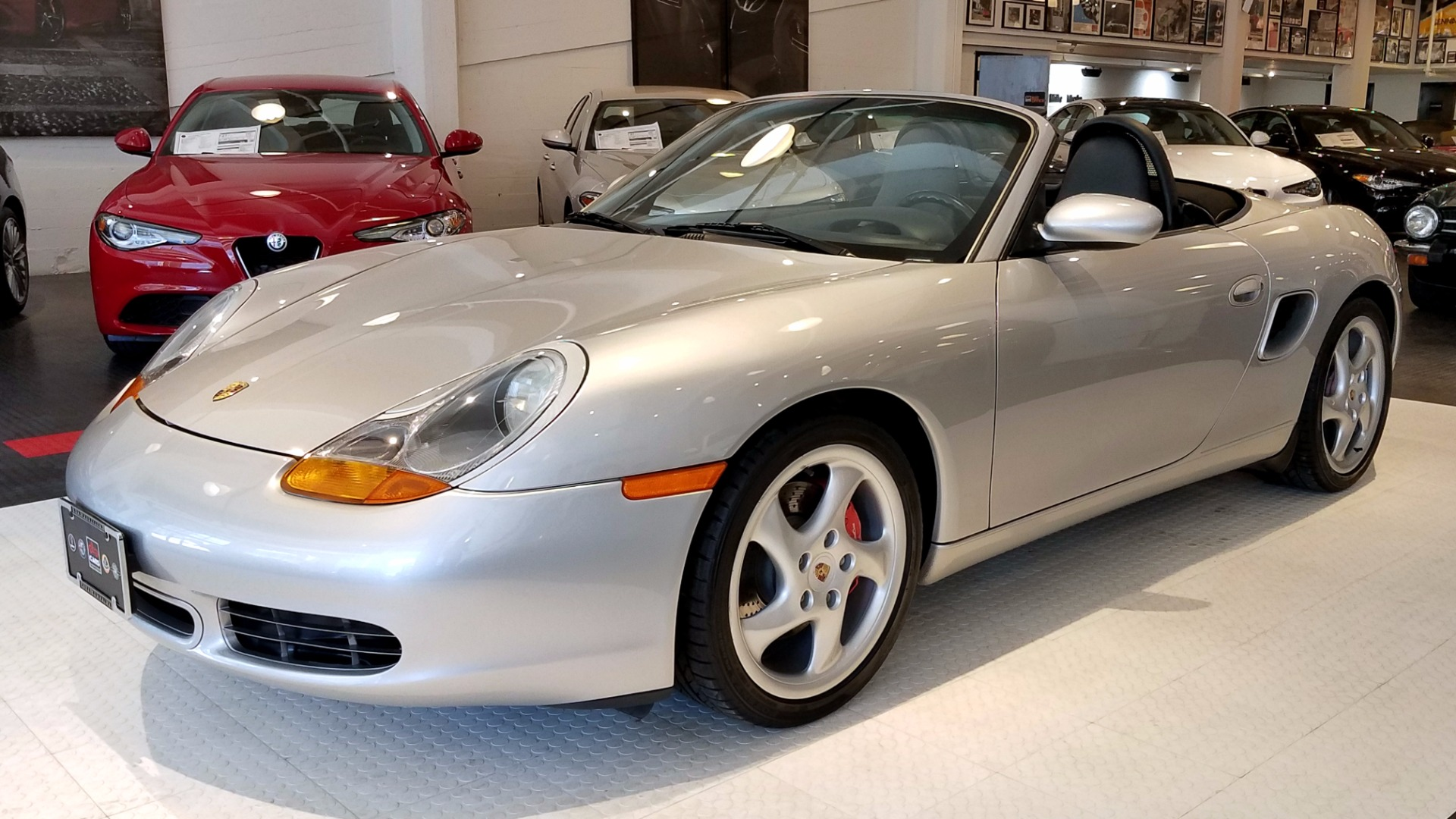 2000 Porsche Boxster S Stock C for sale near San Francisco