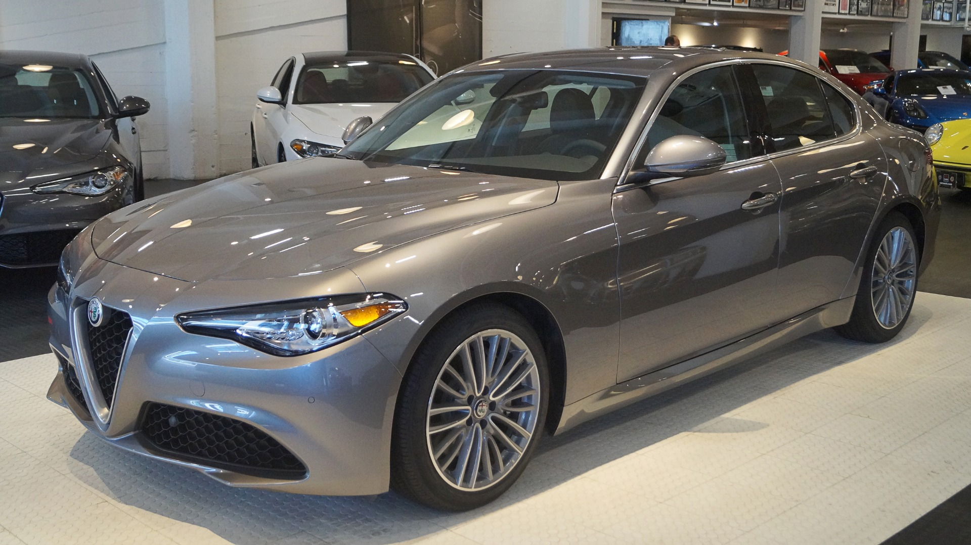 New 2017 Alfa Romeo Giulia Ti For Sale ($44,635) | Cars ...