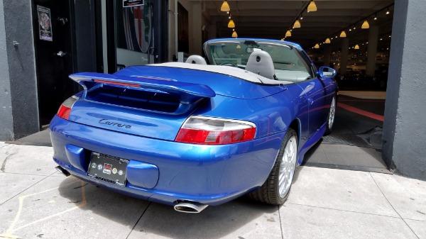 Used 2002 Porsche 911 Carrera | San Francisco, CA