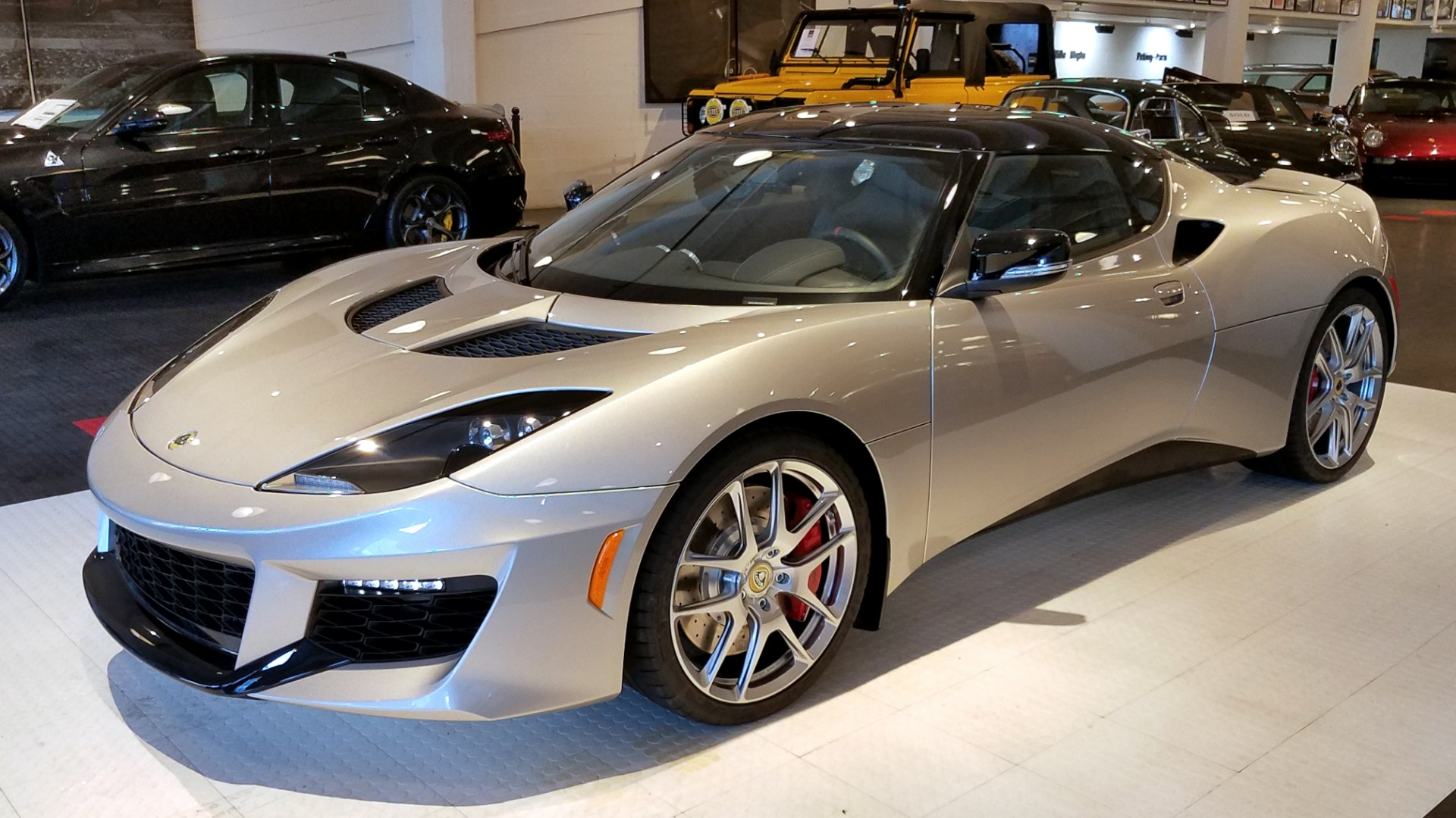 2017 lotus evora 400 stock l171005 for sale near san. Black Bedroom Furniture Sets. Home Design Ideas